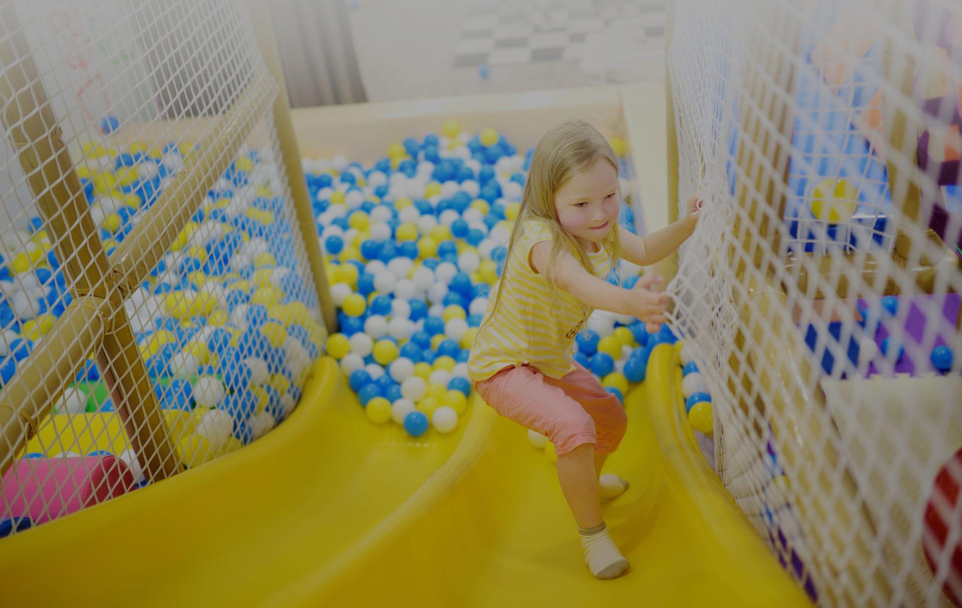 tobogani za decije igraonice